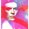 Bowie 70s Chic  by Enki Art
