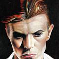Bowie Thin White Duke by Joe Hendry