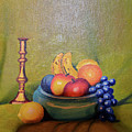 Bowl Of Fruit by Brian Wallace