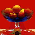Bowl Of Fruit by Madeline Ellis
