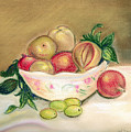Bowl Of Renoir by Hilary England