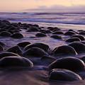 Bowling Ball Beach California 2 by Bob Christopher