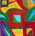 Boxesleaves2 by Katina Cote