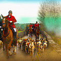 Boxing Day Hunt by Don Kuing
