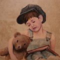 Boy And Bear  by Teresa Davis