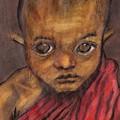Boy In Burma by Jean Haynes
