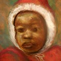 Boy In Red by Jan Gilmore
