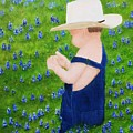Boy In The Bluebonnets by Jessie Lofland