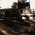 Boy On The Tracks by Anthony Jones