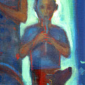 Boy Playing Flute by Nato  Gomes