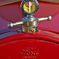 Boyce Motometer Hood Ornament by Jill Reger
