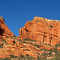 Boynton Canyon Red Rock Secret by Panoramic Images