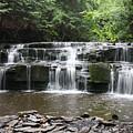 Bozeman Falls by Paul Tokarchuk