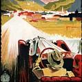 Bozen-gries - Dolomiten - Bolzano-gries - Retro Travel Poster - Vintage Poster by Studio Grafiikka