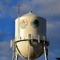 Bradenton Water Tower  by David Lee Thompson