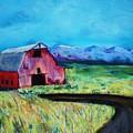 Bradley's Barn by Melinda Etzold