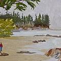 Brady Beach #2 by Rich  Williams