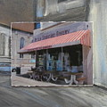 Brady Street - Peter Scortino Bakery Layered by Anita Burgermeister