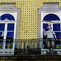 Braga Balcony by Roberta Bragan