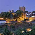 Braganca Dusk Panorama by Mikehoward Photography