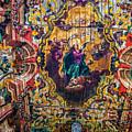 Braganca's Painted Ceiling by Roberta Bragan