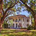 Bragg Mitchell House In Mobile Alabama by Michael Thomas