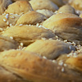 Braided Bread by Robin Lynne Schwind