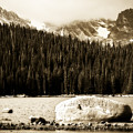 Brainard Lake by Marilyn Hunt