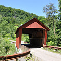 Braley Covered Bridge by Wanda-Lynn Searles