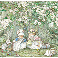 Brambly Hedge - Hawthorn Blossom And Babies by Brambly Hedge