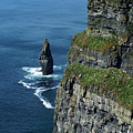 Brananmore Cliffs Of Moher Ireland by Teresa Mucha
