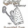 Branding Iron by Jim Hamm