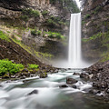 Brandywine Falls British Columbia by Pierre Leclerc Photography