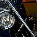Brass Era Headlamp by Curt Johnson
