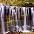 Brasstown Falls 005 by George Bostian