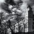 Bratislava Castle by Joan Carroll