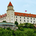 Bratislava Castle One by Bob Phillips