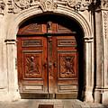 Bratislava Doors by Thomas Marchessault