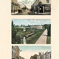 Bray Post Cards, C. 1900 by Val Byrne
