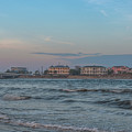Breach Inlet Water Scape by Dale Powell