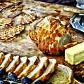 Bread And Butter by Susan Savad