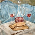 Bread And Wine by Joseph Sandora Jr