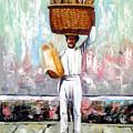 Breadman by Jose Manuel Abraham