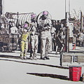 Breakdance San Francisco by Marwan George Khoury