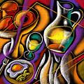 Breakfast by Leon Zernitsky