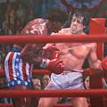 Breakin' Ribs - Rocky by Bill Pruitt