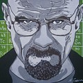 Breaking Bad, Walter White by Neal Crossan