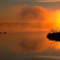 Breaking Mists by Irwin Barrett