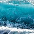 Breaking Wave At Kekaha Beach by Debra Banks