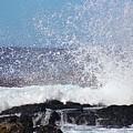 Breaking Waves by Jill Myers